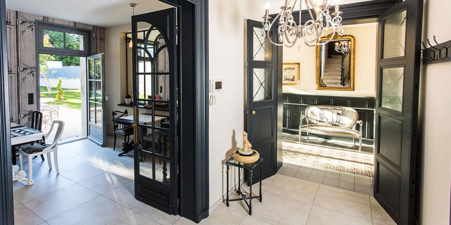 maison du logis de s vres niort 79 chambres d 39 h tes en deux s vres. Black Bedroom Furniture Sets. Home Design Ideas